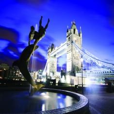 екскурзии Европа - Лондон - Tower Bridge