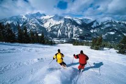 Ски в