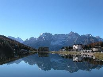 Ски в Италианските Доломити