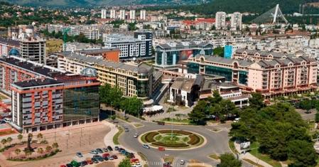 Градове в Черна гора