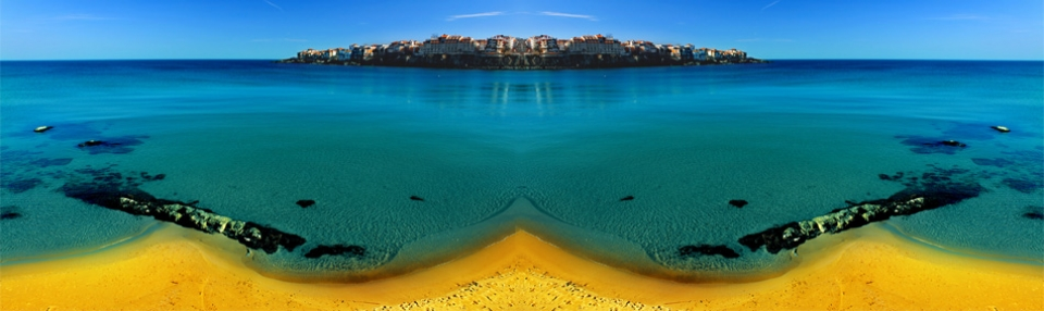 Най - дивите, нудистки плажове в България!