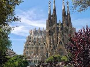 La Sagrada Familia Basílica