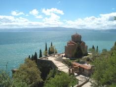 Охрид, Охридско езеро, църква