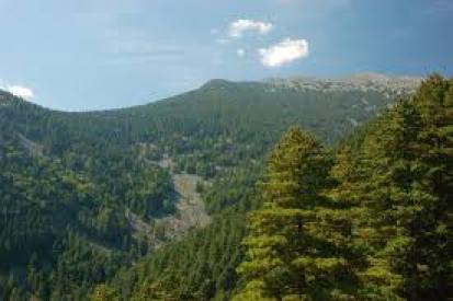 Планината Атон