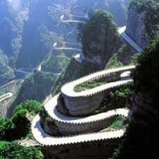 Планински път Тианмен