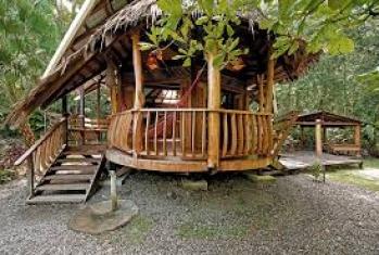 Хотел Tree House Lodge, Лимон, Коста Рика