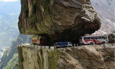 Zoji La Pass, Индия