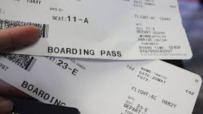 Издаден билет