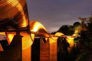 """Мостът """"Хендерсън""""- Сингапур"""