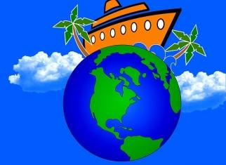 Планетата Земя, Околосветско пътуване или нашата екскурзия около света