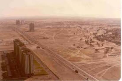 Развитието на Дубай