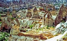 Град Гьореме - Турция