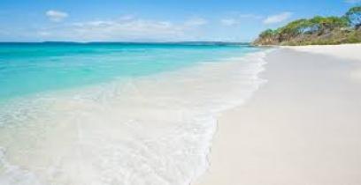 Хамс биич - плаж