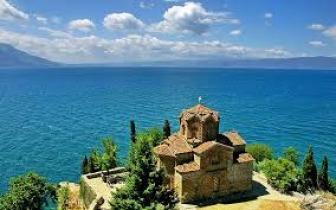 Охридското езеро - Македония