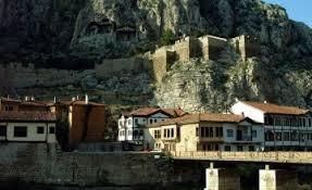 Град Амасия - Турция