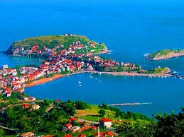 Град Бозкаада - Турция