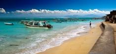 Пътуването с катамаран от Бали до Лембонган е като сън