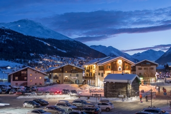 най-големите ски курорти в Италия, Ливиньо