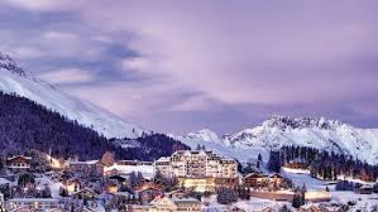 Сен Мориц, Швейцария