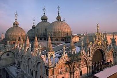 Катедралата Сан Марко (Basilika San Marco)