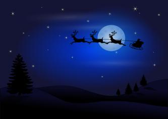 Коледа в Швеция и Дания