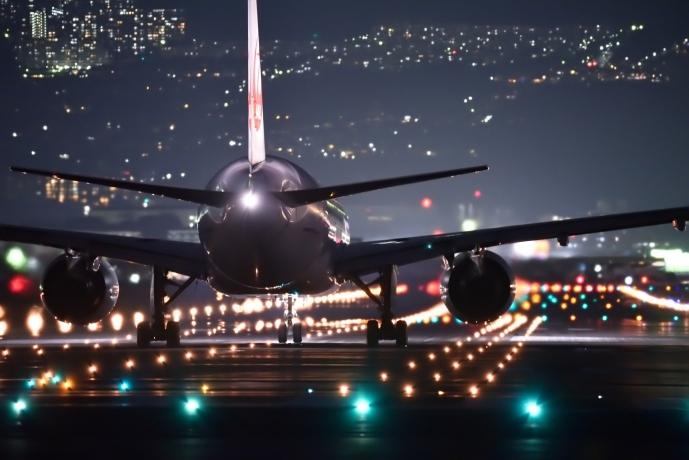 Тайни при пътуване полет със самолет