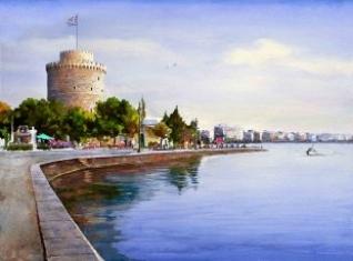 Гърция - Солун