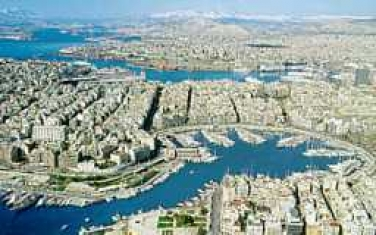 Пирея - пристанището